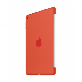 IPAD MINI 4 SILICONE CASE - ORANGE